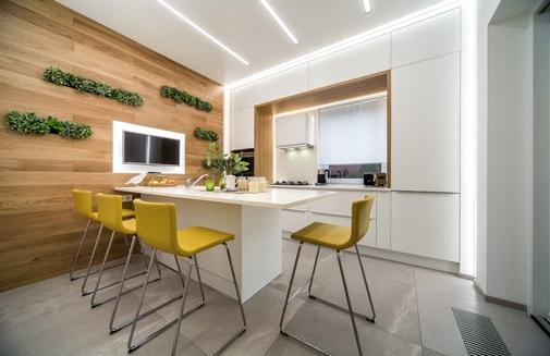 Кухня по фен-шую